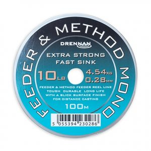 Drennan Feeder Method Mono 10lb