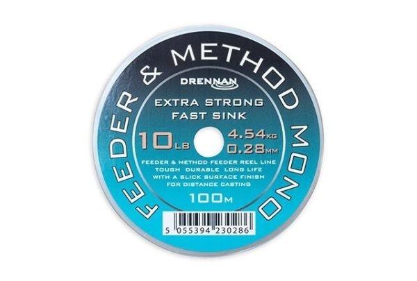 Drennan Feeder Method Mono 10lb