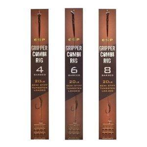 Esp Gripper Combi Rig Barbed 4 Brown