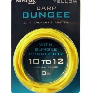 Drennan Carp Bungee Yellow 10 To 12