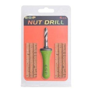 Esp Nut Drill 6mm