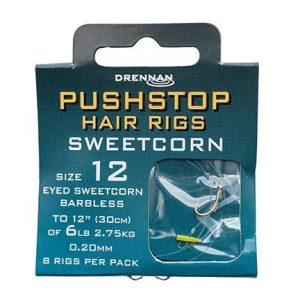 Drennan Pushstop Hrig Sweetcorn 12