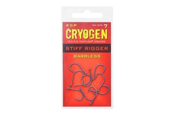 Esp Cryogen Stiff Rigger Barbless Size 4