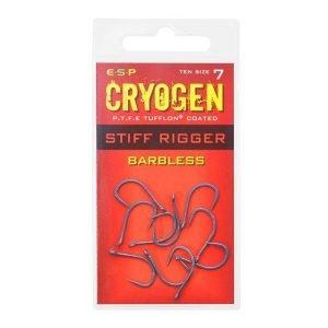 Esp Cryogen Stiff Rigger Barbless Size 6