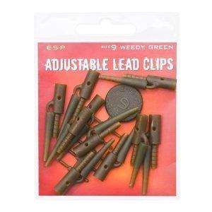 Esp Adj Lead Kit Weed Green