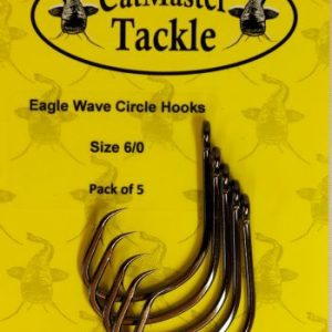 Catmaster Tackle Eagle Wave Size 2/0