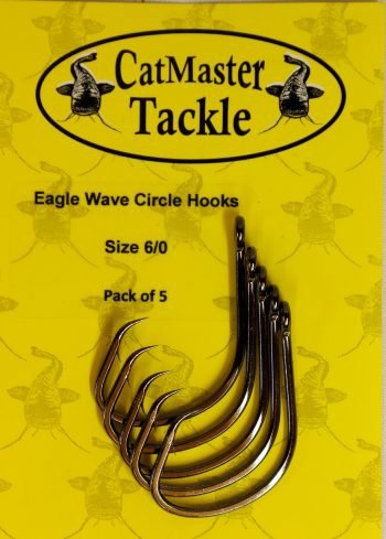 Catmaster Tackle Eagle Wave Size 1