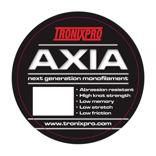 Tronixpro Axia 18lb Clear