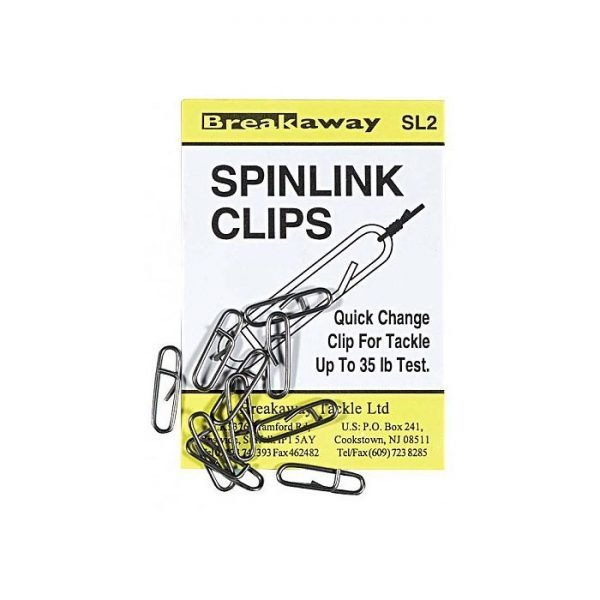 Breakaway Spin Links