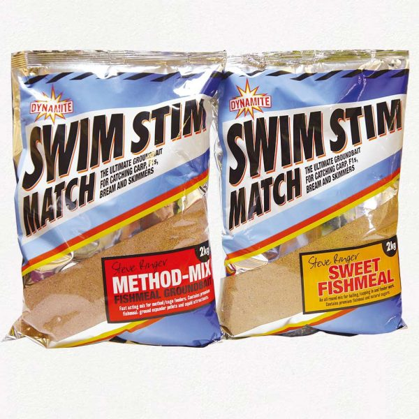 Dynamite Swim Stim Match Method 2kg