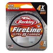 Berkley Fireline Ultra Carrier Smoke 31lb
