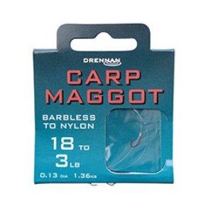 Drennan Barbless Carp Maggot 16 To 3.8lb
