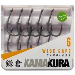 Korda Kamakura Wide Gape 6 Barbless