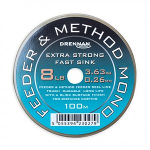 Drennan Feeder Method Mono 8lb