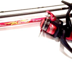 Firebird 10ft Match Combo