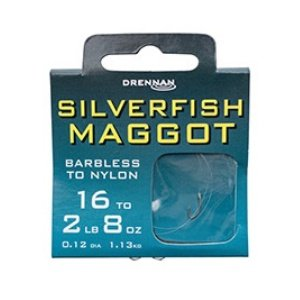 Drennan Silverfish Maggot 18 To 2