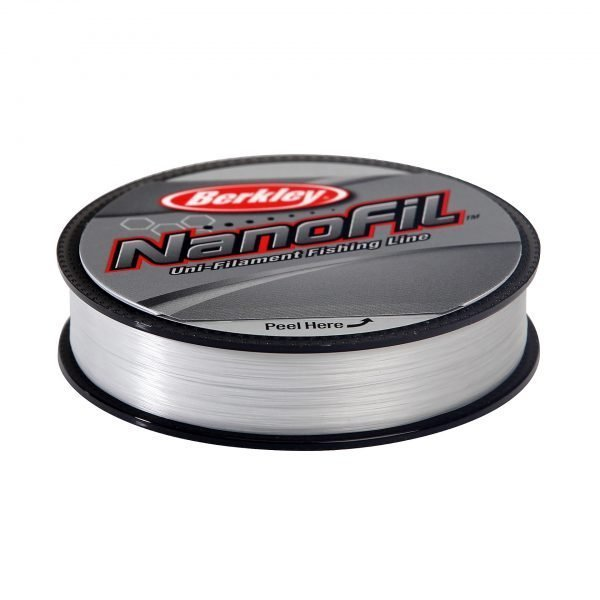 Berkley Nanofil 0.20 Clear 300yd