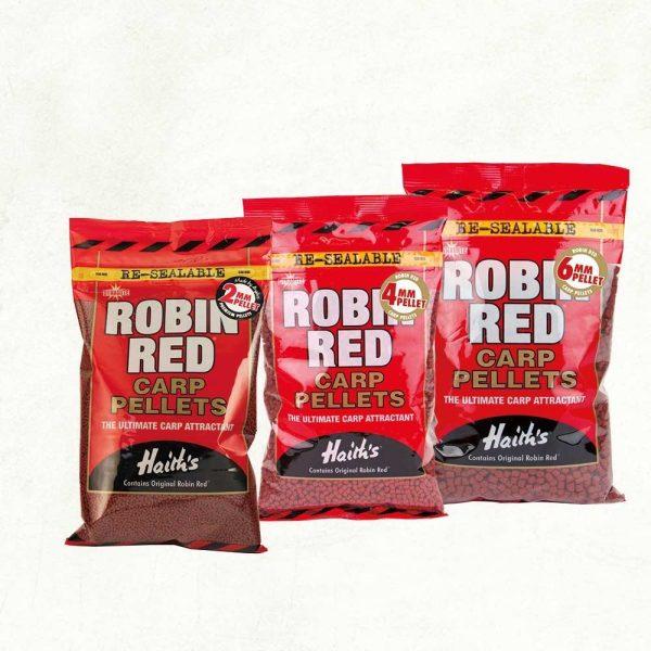 Dynamite Robin Red Pellet 2mm