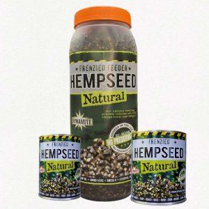 Dynamite Frenzied Feeder Hempseed Jar