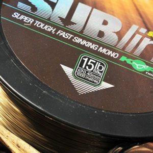 Korda Subline 15lb Sub Green