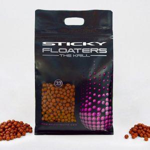 Sticky Baits Manilla Shelf 16mm 1kg