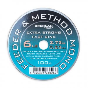 Drennan Feeder Method Mono 6lb Discontinue After Sold