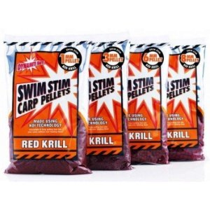 Dynamite Red Krill Pellet 3mm