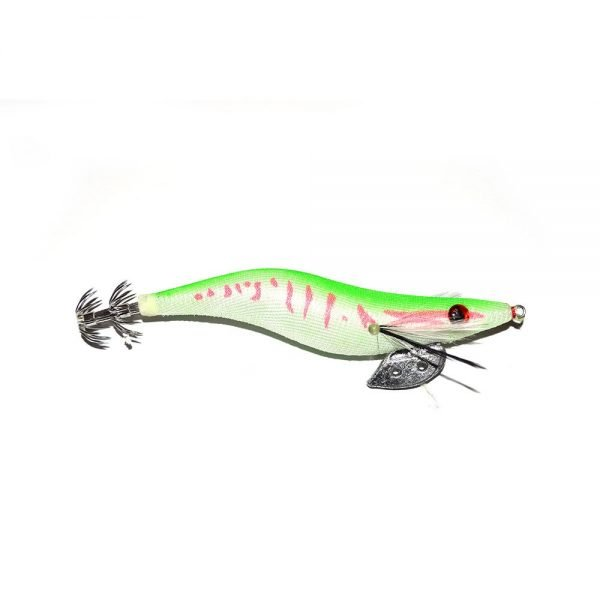 Tronixpro Squid Hunter - Green Egi 3.5