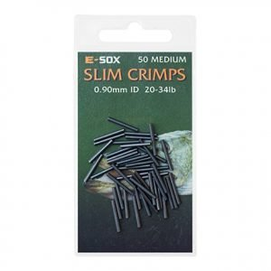 Drennan Slim Crimps 0.90mm 20-34lb