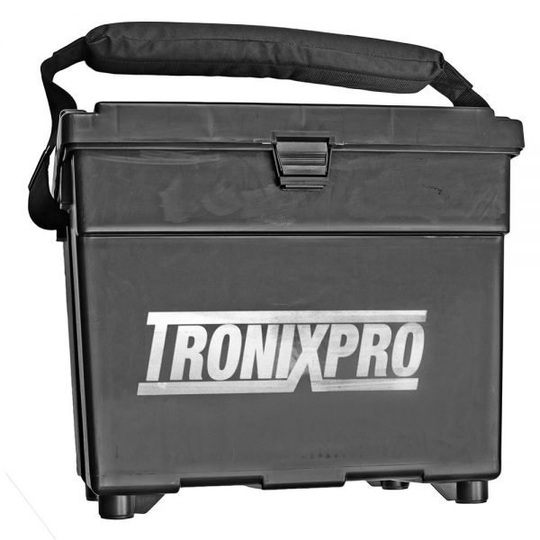 Tronixpro Beach Seatbox Black