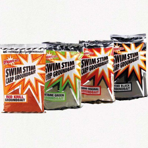 Dynamite Swim Stim Betaine Green Groundbait