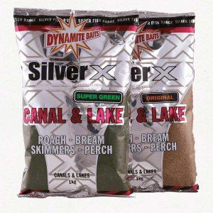 Dynamite Silver X Canal & Lake