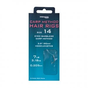 Drennan Carp Method Hair Rig 10 To 8lb