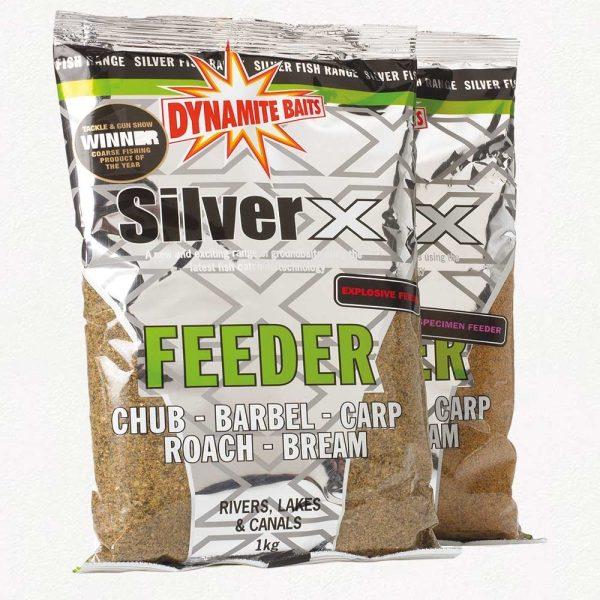 Silver x feeder