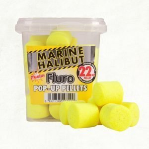 Dynamite 22mm Fluro Pellet Yellow