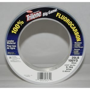 Berkley Fluoro Leader 30lb 100yd Clear