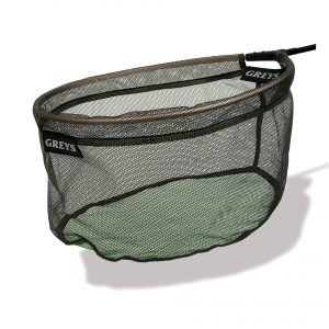 Greys Rubber Mesh Landing Net 14in