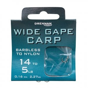 Drennan Wide Gape Carp 14 To 5lb
