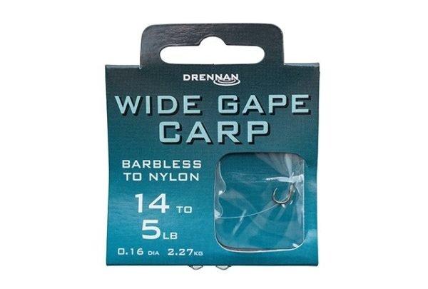 Drennan Wide Gape Carp 10 To 7lb