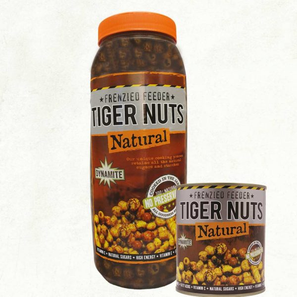 Dynamite Frenzied Feeder Monster Tigers Jar