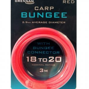 Drennan Carp Bungee Red 18 To 20