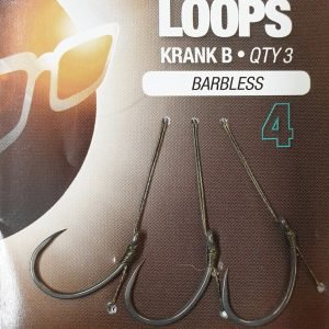 Korda Loop Rig Krank Size 4 Barbless