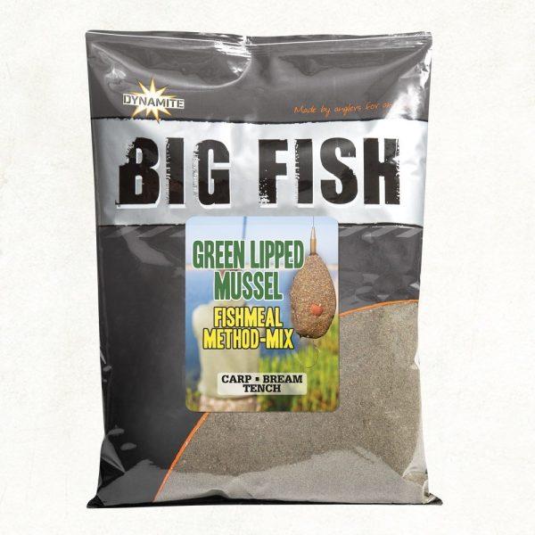 Dynamite Xl Green Lip Mussel Groundbait