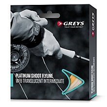 Greys Platinum Shoot Flyline Wf5 Float