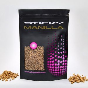 Sticky Baits Manilla Pellets 4mm