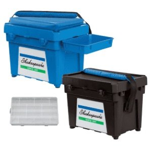 Shakespeare Seatbox Fully Loaded Blue