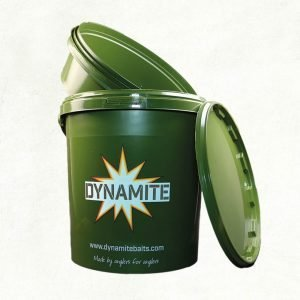 Dynamite 11ltr Carp Bucket With Tray