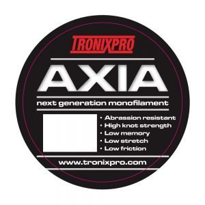 Tronixpro Axia 35lb Clear