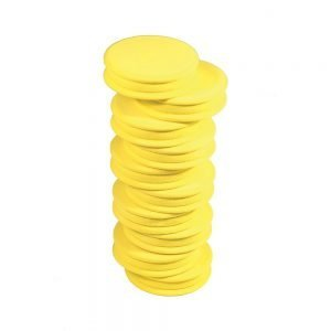 Tronixpro Eva Rig Winders Yellow 6.5cm