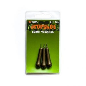 Drennan E-Sox Dropshot Bomb Weight 12g
